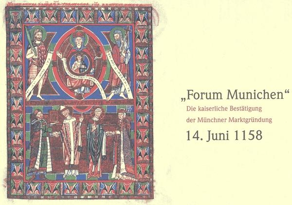 Bischof von freising und bietet den text der urkunde auf latein und